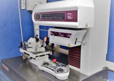 PROFILOMETRO CNC