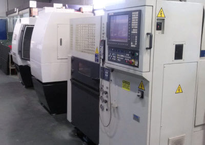 GRINDING AND WIRE EDM