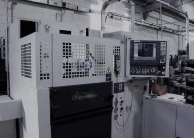 ELETTROEROSIONE A FILO CNC