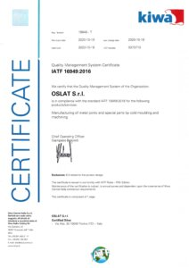 CERT IATF 18846 ENG 2020 10 19 212x300 - QUALITÀ