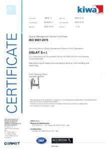CERT ISO9001 18846 ENG 2020 10 19 212x300 - QUALITÀ
